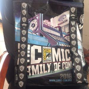 Comic Con-Warner Bros.